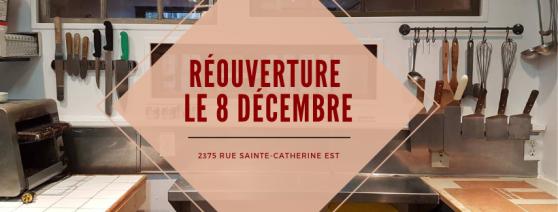 reouverture 8 decembre 2018