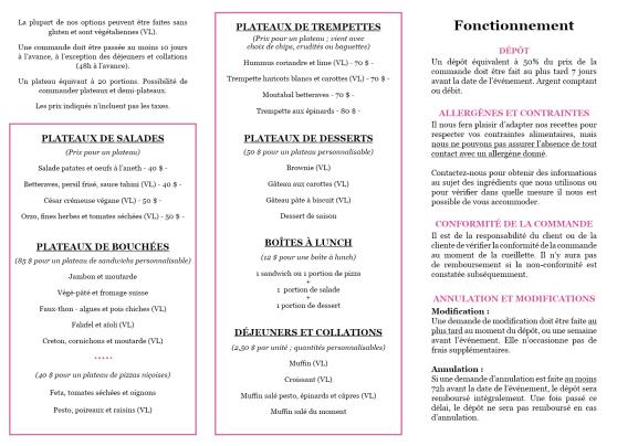 Dépliant PDF
