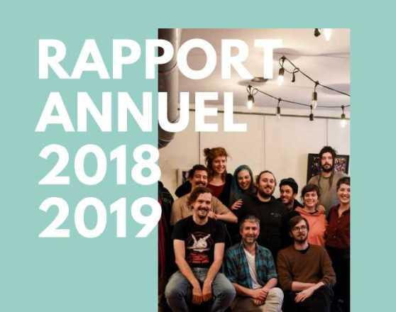 rapport annuel PHOTO 2018-2019